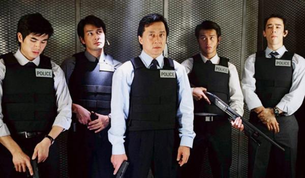 Новая полицейская история