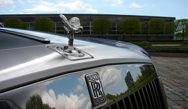 Мегазаводы. Rolls-Royce