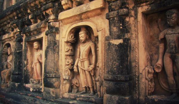 Великая Индия. Воины Будды