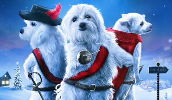 Собаки Мушкетеры