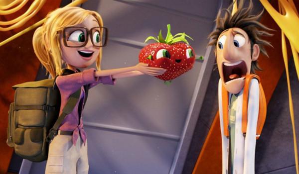 Облачно… 2: Месть ГМО