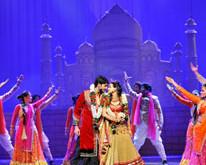 Шоу Bollywood Express пройдет при информационной поддержке телеканала «Индия ТВ»