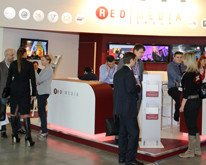 Телеканал «Индия ТВ» принял участие в международной выставке-форуме CSTB.Telecom & Media'2015