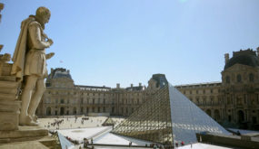 Битва за Лувр